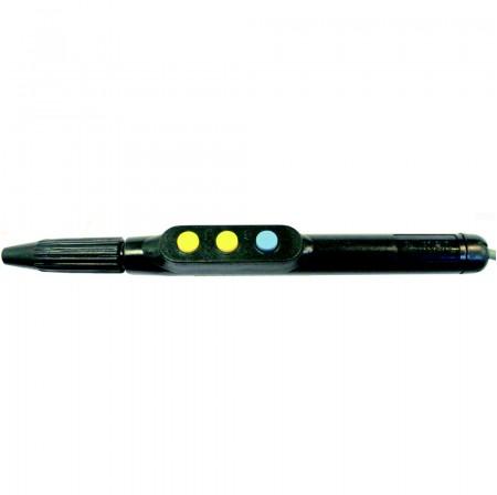 Трехкнопочный наконечник ручного включения для электродов, многоразовый