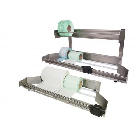 Держатель рулона (с расширением и без) к машинам термозапаивающим