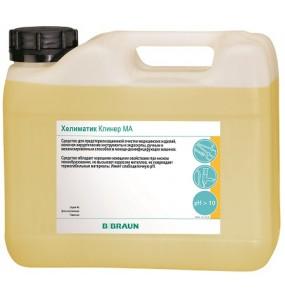 Cредства для очистки медицинских изделий «Bbraun»  Хелиматик Клинер МА