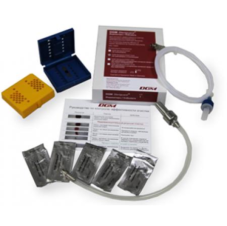 Индикаторы контроля эффективности очистки эндоскопов «DGM Steriguard®» Easy Endo, Германия