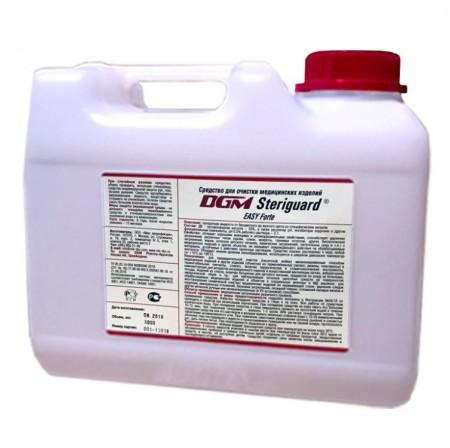 Средство для очистки медицинских изделий «DGM Steriguard EASY Forte»