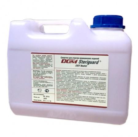 Средство для очистки медицинских изделий «DGM Steriguard EASY Neutral»