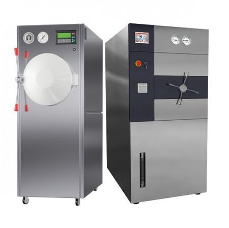 Горизонтальные паровые стерилизаторы ТЗМОИ 100-200 л